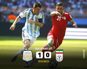 アルゼンチン対イラン