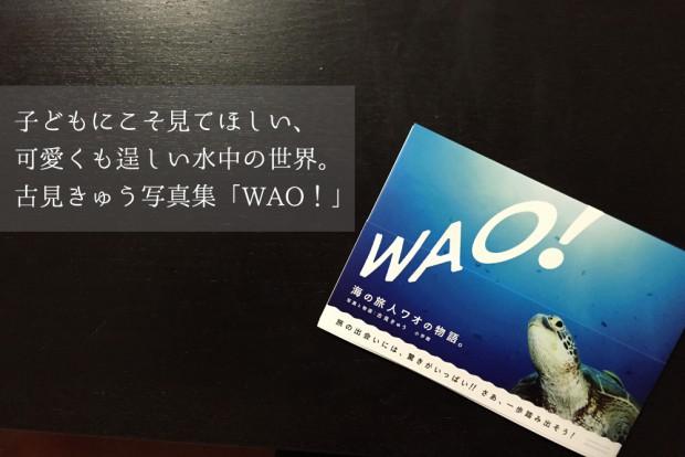 古見きゅう写真集WAO!