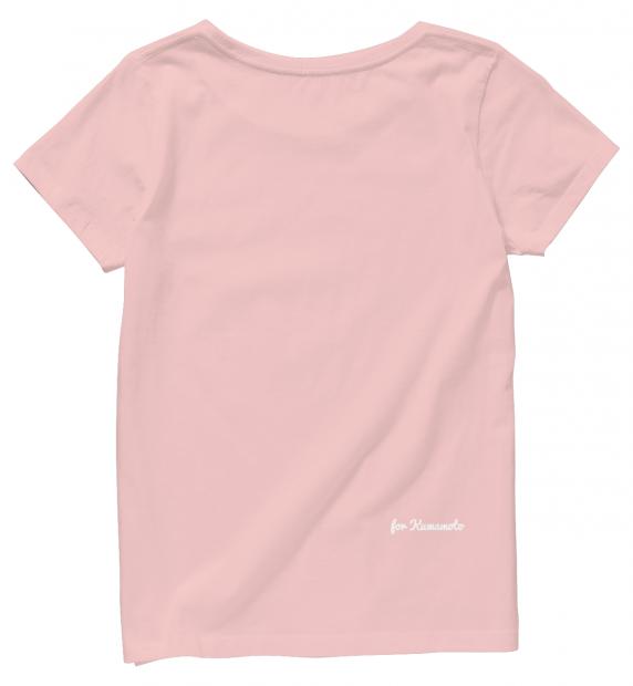熊本支援チャリティTシャツ