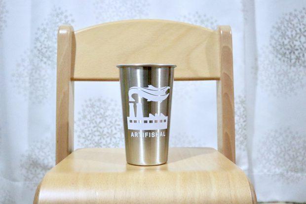 MiiR製のカップ